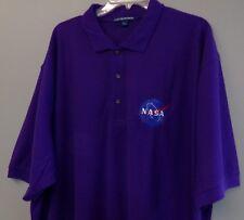 Nasa Meatball Insignia Mens Polo Shirt S-6XL, LT-4XLT Space Shuttle Apollo New