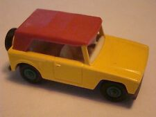 Lesney Matchbox.18E Field Car Green Wheels ULTRA RARE 1969