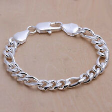 XMAS  925sterling solid silver fashion charm  bracelet KH097