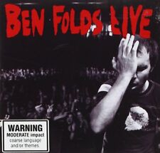 Ben Folds - Live (2002)  CD  NEW  SPEEDYPOST