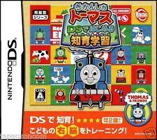 Used DS Kikansha Thomas DS 2: Asonde Manabu  NINTENDO JAPANESE IMPORT