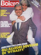BOLERO n°1908 1983 Barbara Bouchet Carol Bouquet Loretta Goggi  [D29]