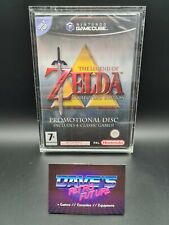ZELDA COLLECTORS EDITION GAMECUBE NINTENDO OVP CIB BOXED SEALED RED STRIPE #622