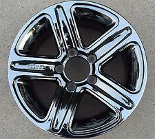 """14"""" Dark Chromed Aluminum T09 Trailer Wheel / Rim (RV Boat Chrome Trailer Wheel)"""