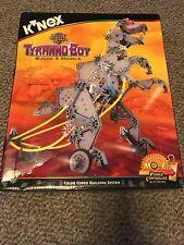 K'Nex Robot World - Tyranno Bot - Building Models That Move