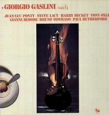 Gaslini Giorgio, meets Jean Ponty, Steve Lacy, Tony Oxley Free Jazz LP