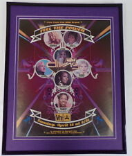 2004 Vh1 Divas Framed 11x14 Original Vintage Advertisement Debbie Harry Ashanti
