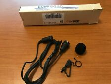 Sony ECM-66BC Condenser Microphone - New Item/Old Inventory