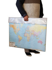 A1 ART WORK CARRY CASE PORTFOLIO FILE FOLDER SCHOOL HOLDALL print sleeve storage