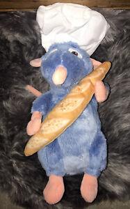 I # Peluche Doudou Ratatouille - 35 centimetres - PELUCHE -DISNEY Nicotoy