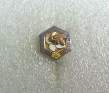 Romanian Beekeepers Association 1960s Old enameled pin/badge