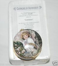 Ardleigh Compassion by Donna Richardson Gardens of Innocence Music Box Coa