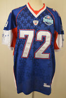 928bdea30 New Reebok NY Giants Pro Bowl Jersey  72 Osi Umenyiora NFL Authentic 54 Sewn
