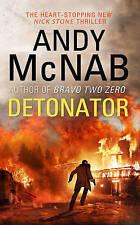 Detonator by Andy McNab (Hardback, 2015)