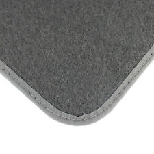 Classic Non Tailored Universal Grey Luxury Floor Mats Genuine Interior Set
