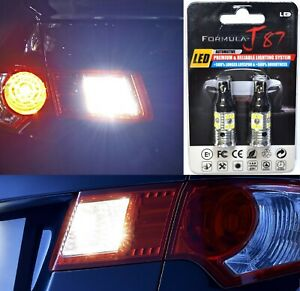 LED Light Canbus Error Free 921 White 6000K Two Bulbs Back Up Reverse Stock Fit