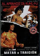 El aprendiz de Kung Fu - Matar a traicion (2 DVD Nuevo)