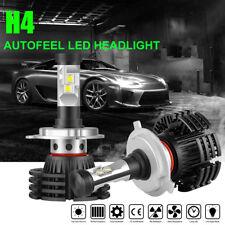 H4 9003 LED Headlight Kit Bulbs Super White 6000K 1800W 270000LM Truck Car Lamps