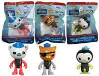 OCTONAUTS FIGURE 8CM - IDEAL GIFT COLLECTION KIDS MINI DOLLS - NEW PACKED
