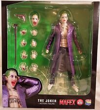 The Joker MAFEX Suicide Squad Medicom Action Figure 032