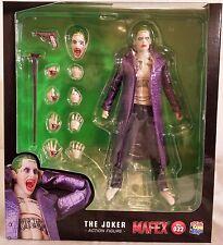 The Joker MAFEX Suicide Squad Medicom Action Figure 032
