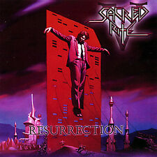 Resurrection - Sacred Rite (2008, CD NEU)