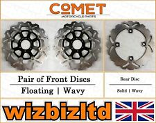 Comet Complete Brake Disc Kit Honda CBR 250 RR (MC22) 1990-94 BK232039