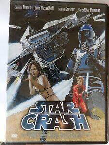 STARCRASH (1978) Caroline Munro. David Hasselhoff.German Import  FREE UK POST