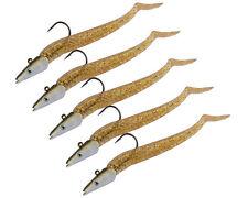 Soft Lure 22g/110mm for Fishing Shad Fishing Worm Swim Jig Head Carp SinkSwimbai