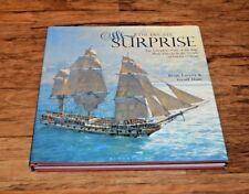 The Frigate Surprise by Brian Lavery 2015 Hardback *Free UK postage*