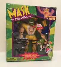 """La maschera serie animate 12"""" Pollici Figura in scatola girando """"Tronco azione Toy Island"""