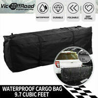 Waterproof Huge Cargo Luggage Bag Basket Car Roof Top Rack Carrier Travel Bag
