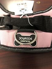 New listing Joyride Dog Harness Pink & Black Size M New W/O Package
