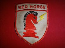 Vietnam War Patch US Army 819th Civil Engineer Squadron RED HORSE
