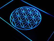 i920-b Crop Circle Alien Ufo Space Decor Light Sign