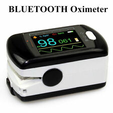 *USA STOCK* CMS50EW USB Bluetooth Wireless Fingertip Pulse Oximeter Oximetro