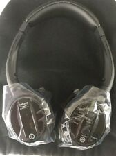 Infiniti & Nissan Wireless Headphone Rear Seat Earphones DVD Entertainment OEM