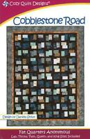 Cobblestone Road Quilt Pattern - Cozy Quilt Designs
