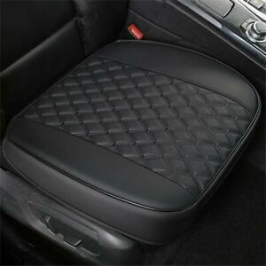 2x PU Leather Full Surround Car Seat Cover Protector Pad for Auto Front Cushion