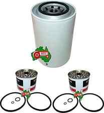 Fuel Oil Filter Kit Fiat Tractor 70-90 80-90 450 500 540 550 580 etc