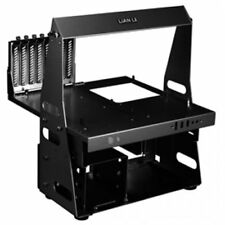 Lian Li T60 System Cabinet - Black - Aluminum - 7 X Bay - Atx, Micro Atx