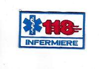 [Patch] 118 INFERMIERE 9 x 5 cm toppa ricamata ricamo - 429