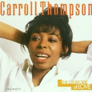 Carroll Thompson – The Other Side Of Love. (Lover's Rock). CD. Mint