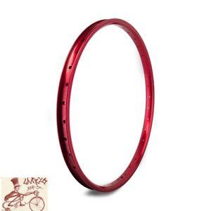 "SE RACING BIKES J24SG 36H---20"" RED BICYCLE RIM"