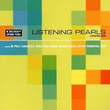 Listening Pearls Vol.1 DE-PHAZZ LEMONGRASS ANIMA SOUND SYSTEM HOMEGROWN LAHR