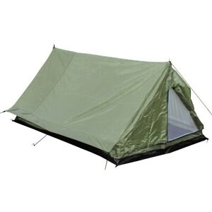 MFH Tent Military Camping Excursions Tent Minipack Green