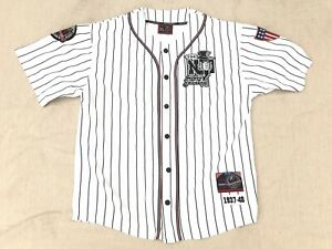 Rare Vintage Authentic Collection Negro League Black Yankees Jersey XXL