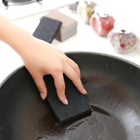 Kitchen Accessoires Cleaning Sponge Nano Emery Wipe Magic Cleaner Pot Rust Rub