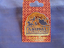 Disney * ANIMAL KINGDOM - LION KING CHARACTERS * New on Card Attraction Pin