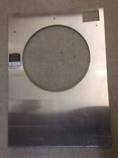 Front Panel Huebsch Speed Queen Hc.35 Or 40 Laundromat Coin Washer
